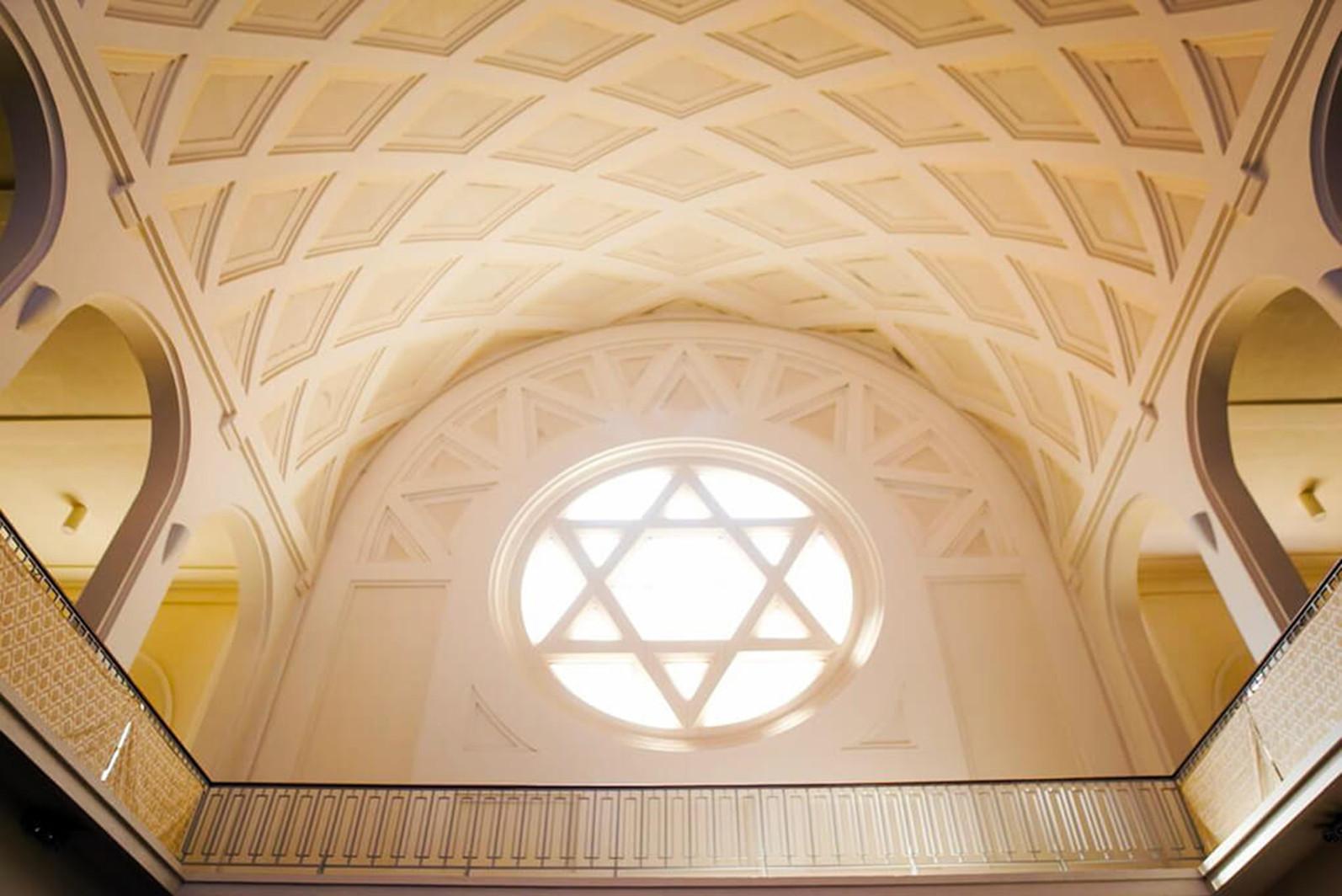 Il ghetto, il museo ebraico e la Sinagoga