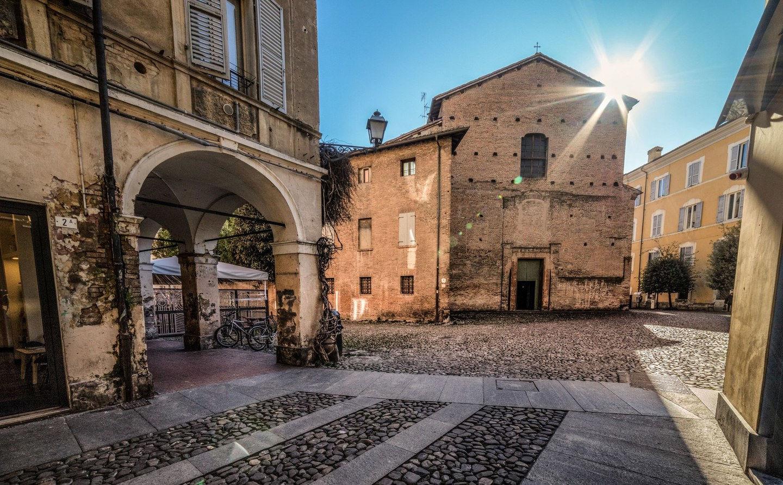 Chiesa Santa Maria della Pomposa Modena