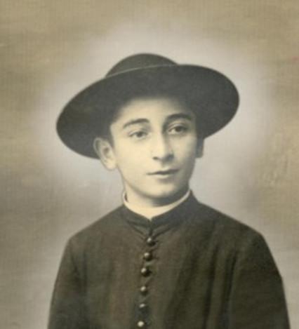 Beato Rolando Rivi seminarista martire