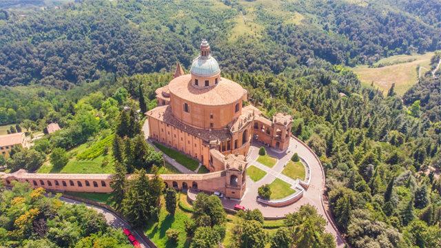 Il Santuario della Beata Vergine di San Luca