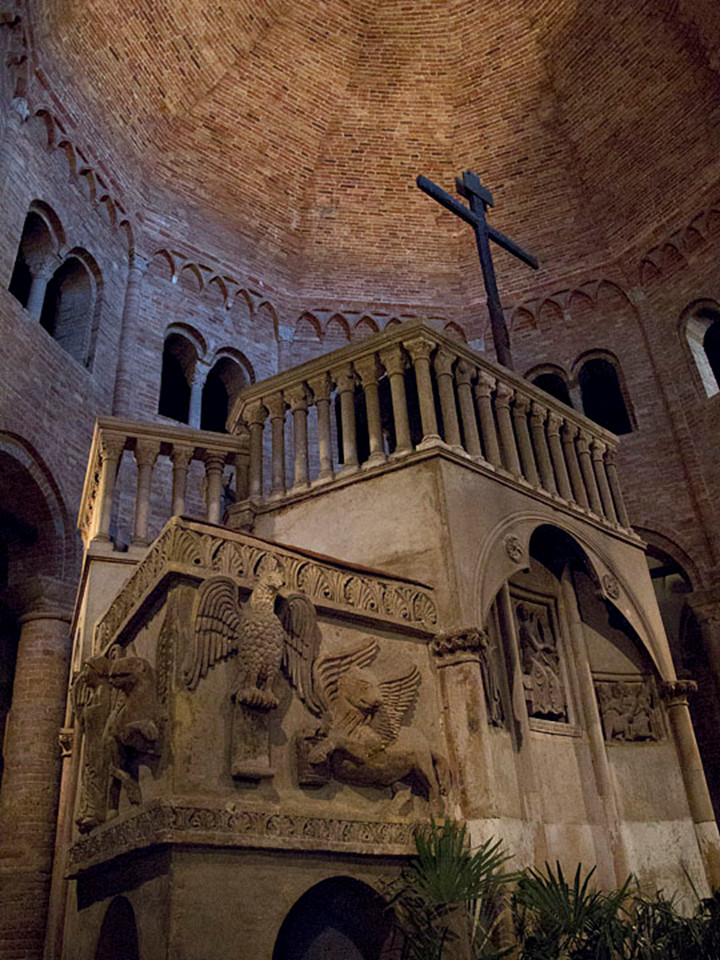 Basilica di Santo Stefano: quando Bologna divenne Gerusalemme